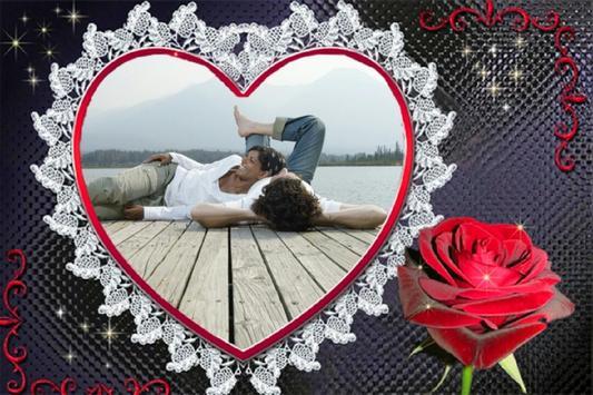Forever Love Photo Frames poster