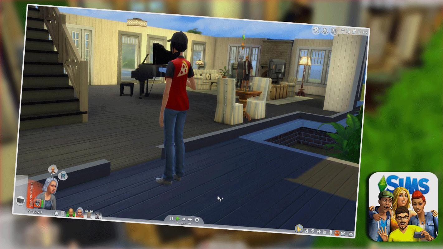 the sims 3 apk game