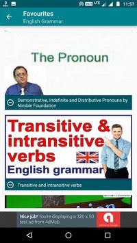 English Grammar screenshot 14