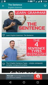 English Grammar screenshot 2