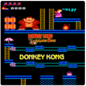 New Guide Donkey Kong icon