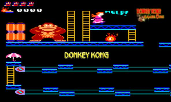 New Guide Donkey Kong poster