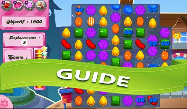 New Tips Candy Crush Saga apk screenshot