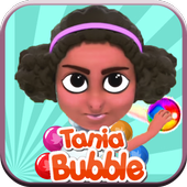 New Toys And Me - Tiana Bubble Shooter icon