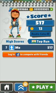 New Tricks for Subway Surfers poster