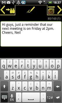 Group Messenger free screenshot 1