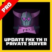 FHx Server TH 11 COC PRO icon