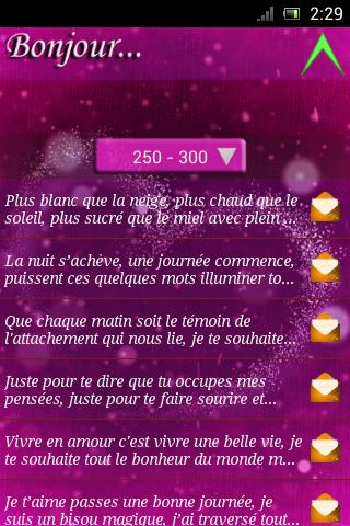 Sms Bonjour 2019 For Android Apk Download