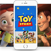 Wallpapers Toy Storys 4K HD icon