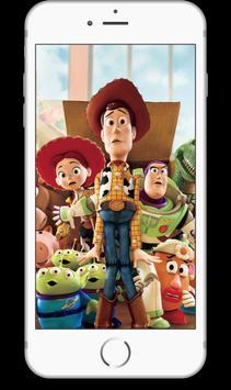 Wallpapers Toy Storys 4K HD apk screenshot