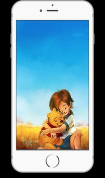 The Pooh Wallpapers for Winnie Fans screenshot 1