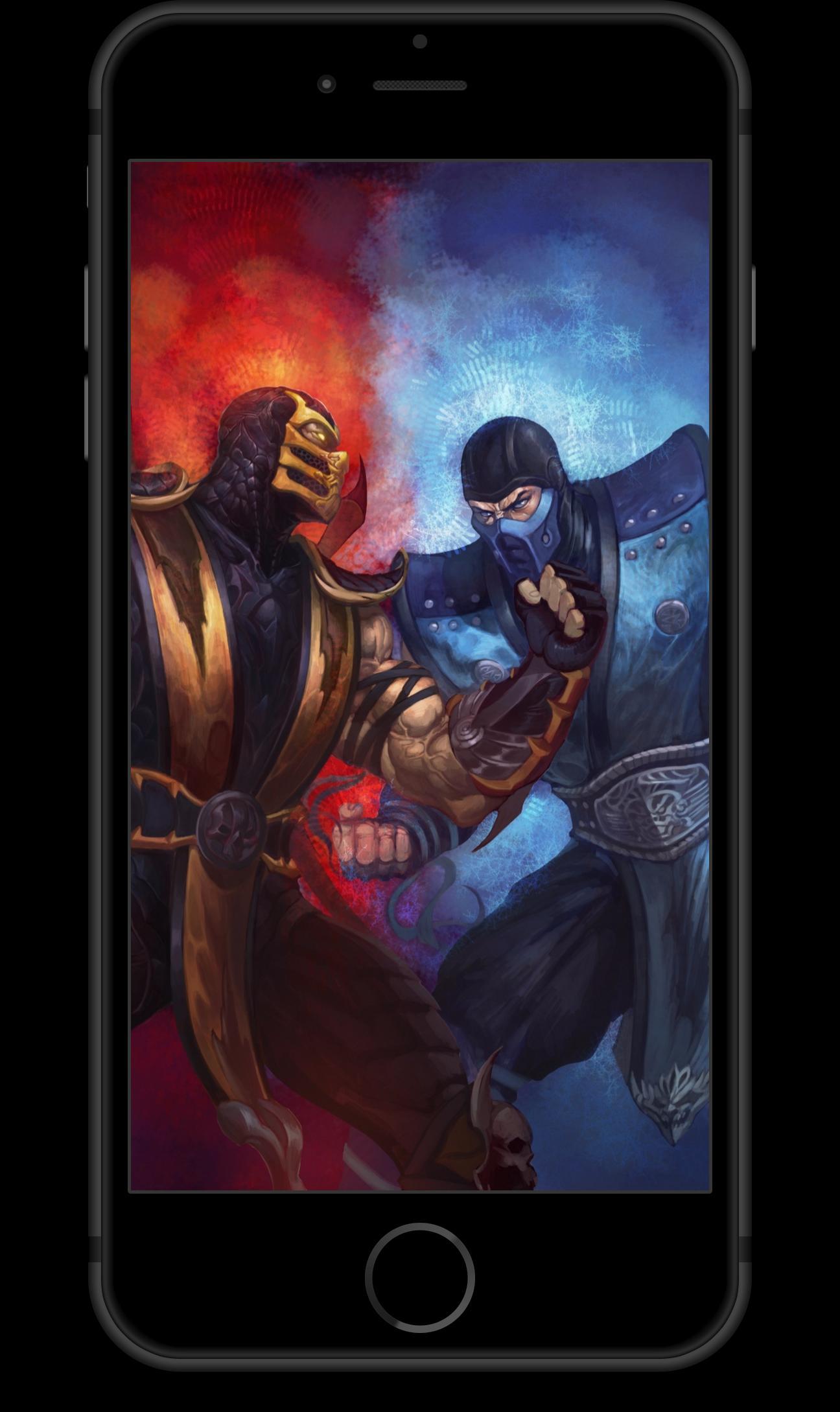 Mortal Kombat Wallpapers Hd Für Android Apk Herunterladen