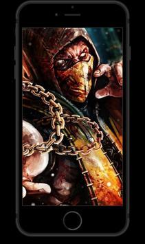 Mortal Kombat Wallpapers HD screenshot 3