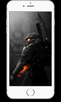 New Halo Wallpapers HD 2018 apk screenshot