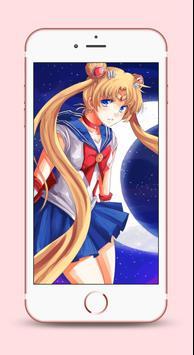 Sailor Moon Wallpapers 4K HD screenshot 10
