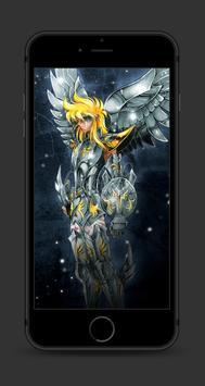 Saint Seiya Art Wallpapers 4K HD apk screenshot