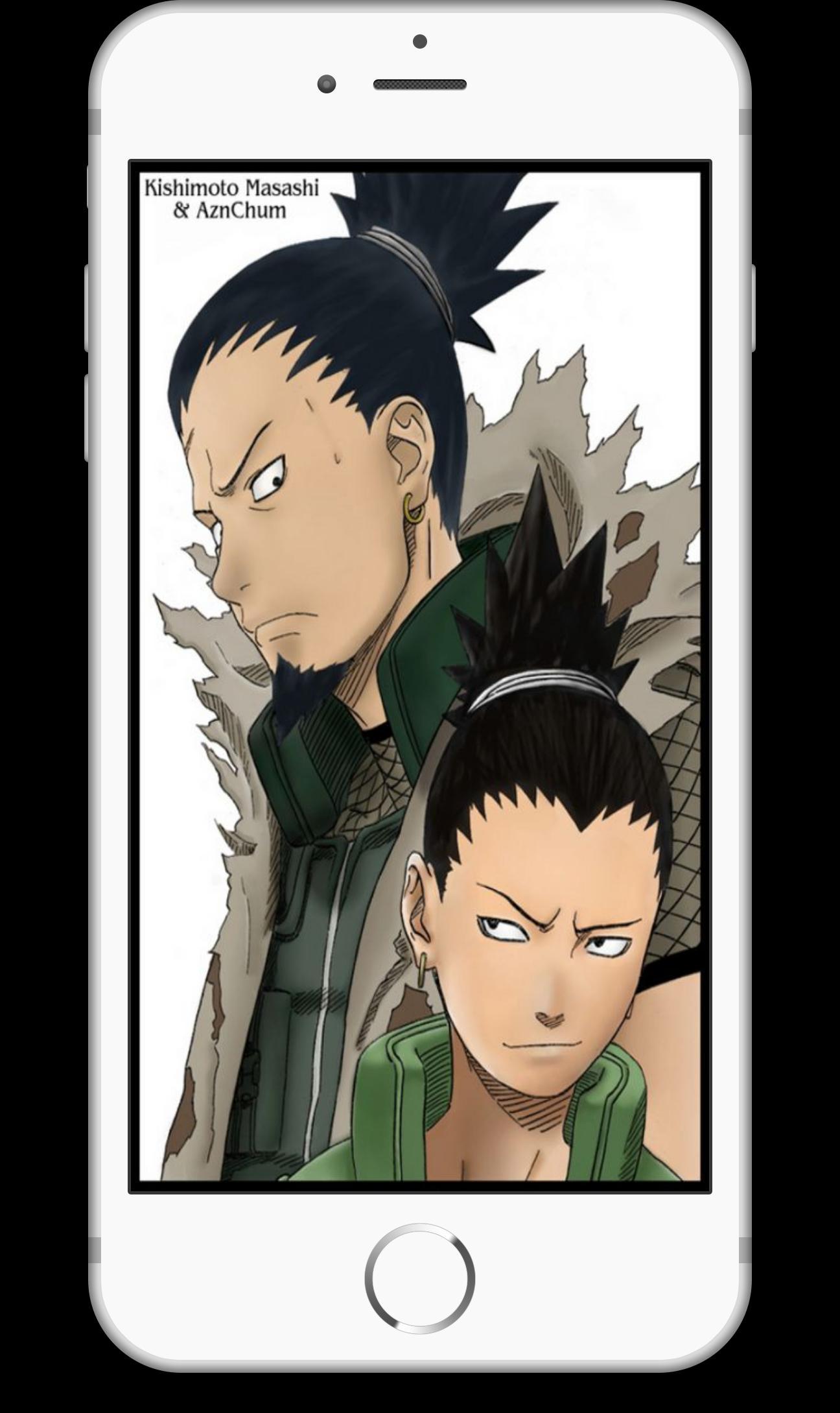 Shikamaru Nara Anime Wallpaper Hd For Android Apk Download