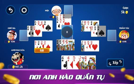 Phom - Phỏm - Ta La - Tá Lả - Offline screenshot 14