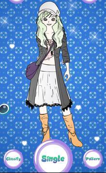 Fashion Teenage Coloring Pages screenshot 11