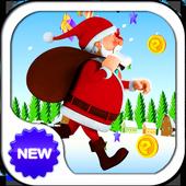 Christmas Santa Run 2018 Game icon
