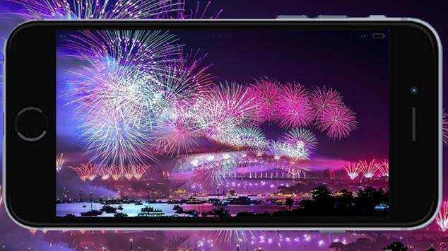 Fireworks New Year screenshot 2