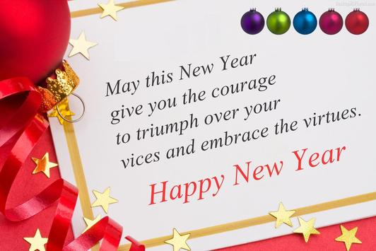 Happy New Year Greetings APK Download - Free Entertainment APP for ...