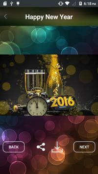 New Year Countdown 2017 apk screenshot