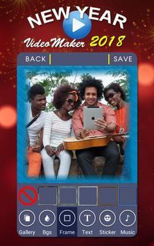 New Year Video Maker screenshot 5