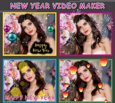 New Year Video Maker screenshot 8