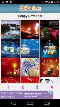 Happy New year Greetings Cards screenshot 1