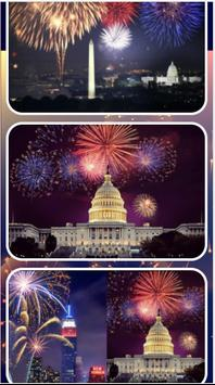 New Years in DC poster