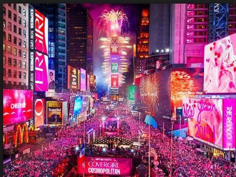 New Years NYC screenshot 2