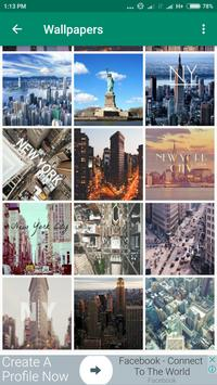 New York Wallpapers poster