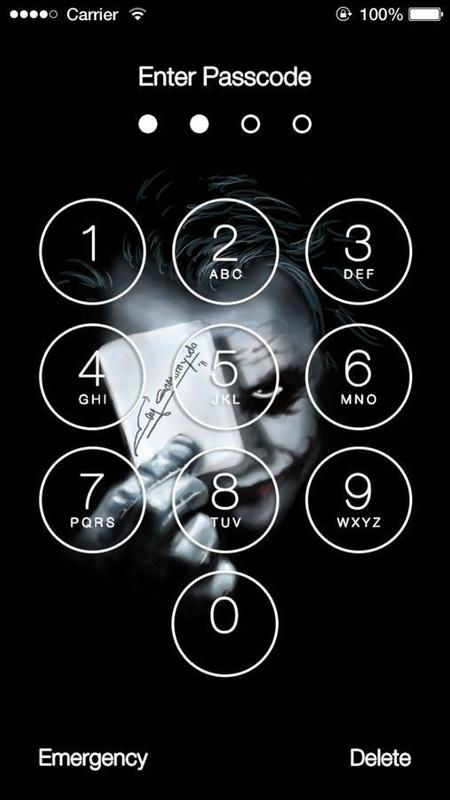 Joker Hd Lock Screen For Android Apk Download