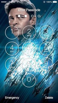 Star Trek HD Lock Screen screenshot 5