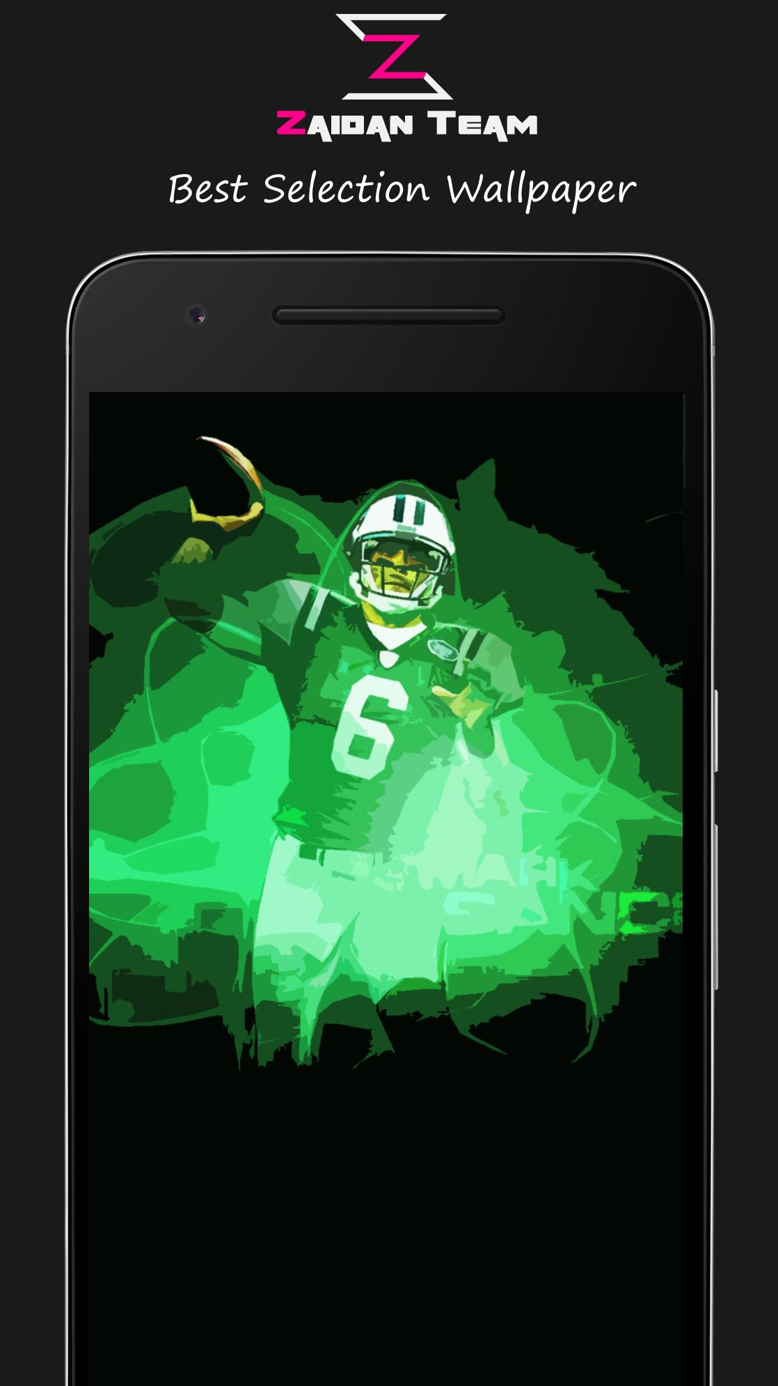 Hd New York Jets Wallpaper Art Zaidan For Android Apk Download