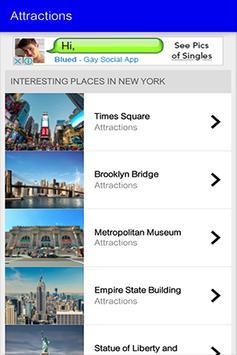 New York Travel Guide apk screenshot