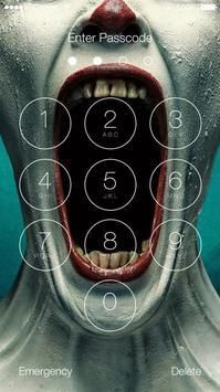 American Horror Story Slide Unlock Screen poster