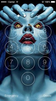 Halloween HD Scary Slide Unlock Screen screenshot 2