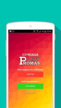 JOMNIAGA - PROMAS poster