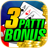 Teen Patti Bonus (Unreleased) icon