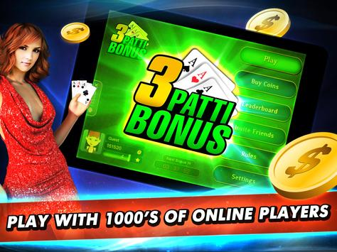 Teen Patti Bonus (Unreleased) poster