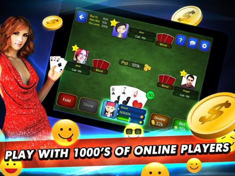 Teen Patti Bonus (Unreleased) screenshot 1