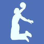 Basketball Throw icon