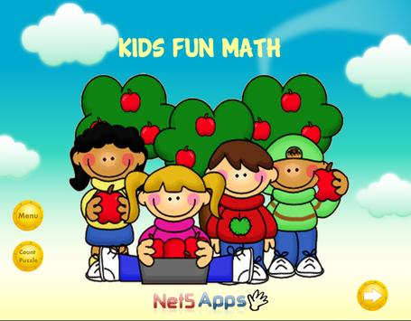 Kids Fun Math screenshot 16