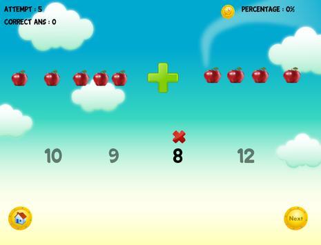 Kids Fun Math screenshot 1