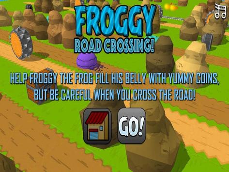 Froggy Road Crossing screenshot 5
