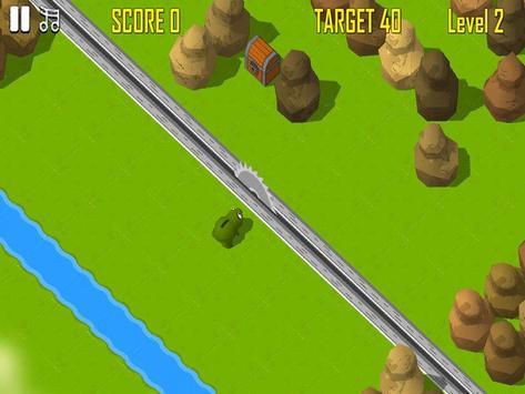 Froggy Road Crossing screenshot 8