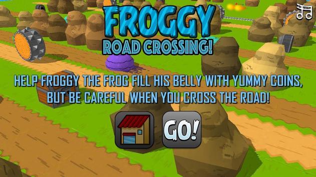 Froggy Road Crossing screenshot 10