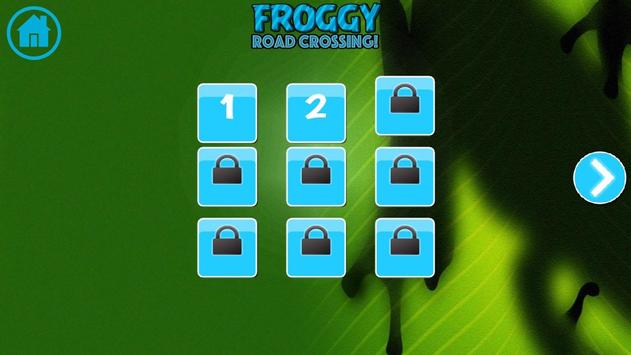 Froggy Road Crossing screenshot 11